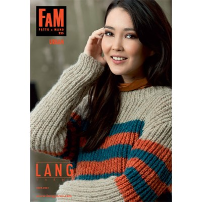 Lang Yarns magazine 225