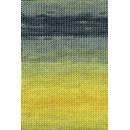Lang Yarns Merino plus color 926.0011 geel groen