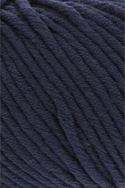 Lang Yarns Merino 50 756.0110 - blauw jeans op=op