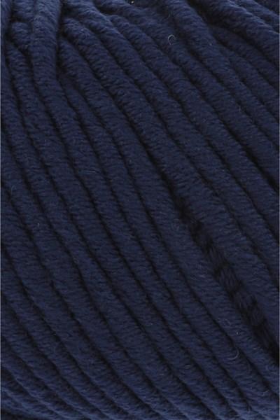 Lang Yarns Merino 50 756.0035 - blauw marine