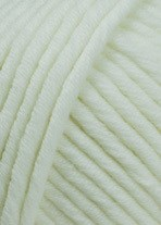 Lang Yarns Merino 50 756.0001 - wit