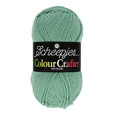 Scheepjes Colour Crafter 1725 Ameland - groen donker mint