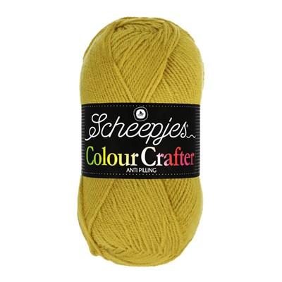 Scheepjes Colour Crafter 1712 Nijmegen - mosterd geel