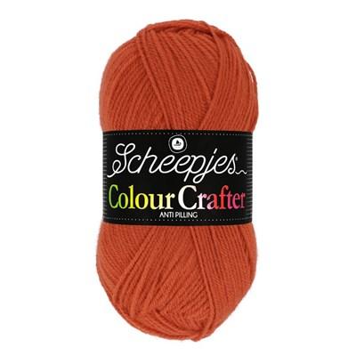 Scheepjes Colour Crafter 1711 Leeuwarden - oranje