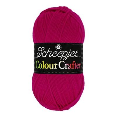 Scheepjes Colour Crafter 1435 Apeldoorn - roze donker