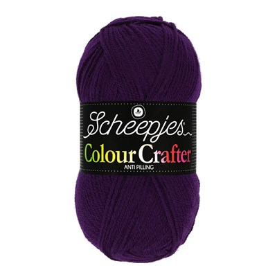 Scheepjes Colour Crafter 1425 Deventer - paars