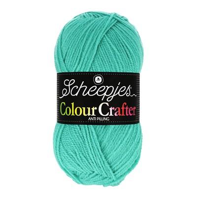 Scheepjes Colour Crafter 1422 Eelde - blauw licht aqua