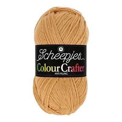 Scheepjes Colour Crafter 1420 Bergen - zand