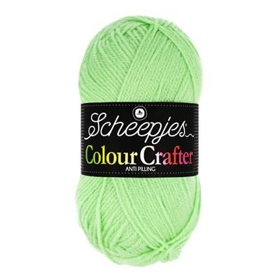Scheepjes Colour Crafter 1316 Almelo - groen lente