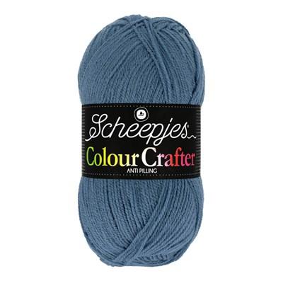 Scheepjes Colour Crafter 1302 Dokkum - blauw jeans