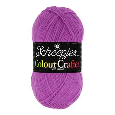 Scheepjes Colour Crafter 1084 Hengelo - roze donker fushia