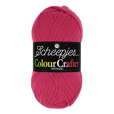 Scheepjes Colour Crafter 1083 Tilburg - rood zacht