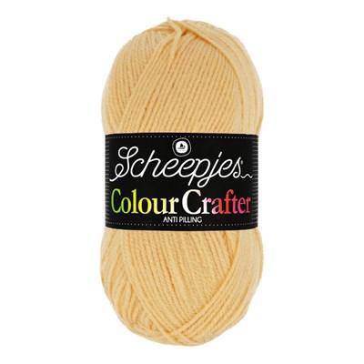 Scheepjes Colour Crafter 1081 Gouda - donker vanille geel