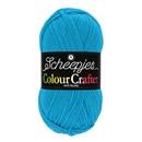 Scheepjes Colour Crafter 1068 Den Helder - blauw helder
