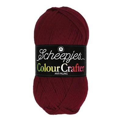 Scheepjes Colour Crafter 1035 Kampen - rood donker