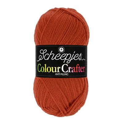 Scheepjes Colour Crafter 1029 Breda - oranje bruin