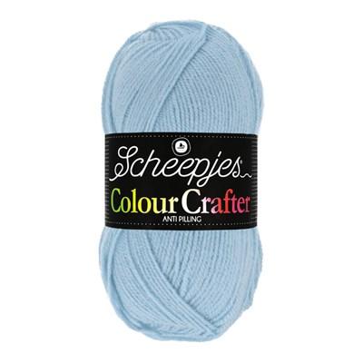 Scheepjes Colour Crafter 1019 Texel - blauw licht