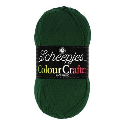 Scheepjes Colour Crafter 1009 Utrecht donker groen