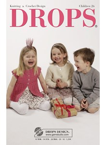 Drops 26 kinderen - maat 86 t/m 140
