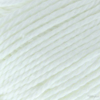 Coton 5 005 wit - Lammy Yarns