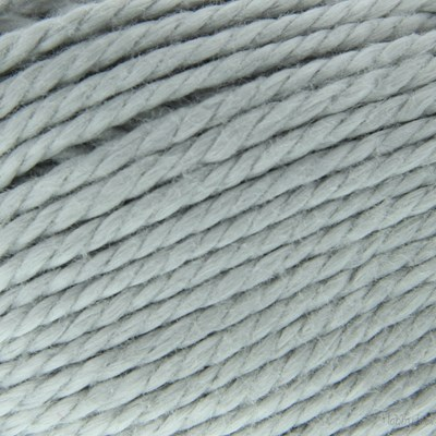 Coton 5 038 licht grijs - Lammy Yarns