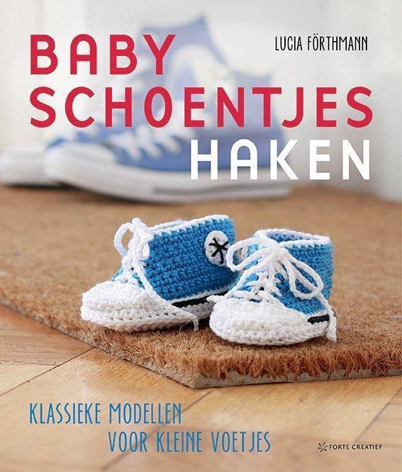 Baby Schoentjes Haken Opop Hobbydoosnl