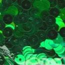 Pailletten 6 mm - groen