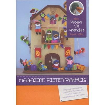 Magazine Pieten pakhuis