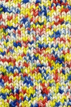 Lang Yarns Andina 738.0050 geel blauw rood