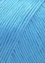 Lang Yarns Golf 163.0010 aqua blauw