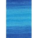 Lang Yarns Gamma colour 914.0006 aqua met blauw