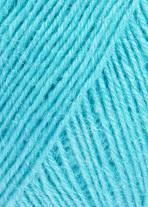 Lang Yarns Super soxx nature 900.0079 aqua blauw