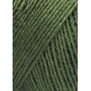 Lang Yarns Super soxx nature 900.0098 donker groen