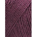 Lang Yarns Super soxx nature 900.0063 bordeaux rood
