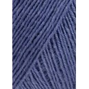 Lang Yarns Super soxx nature 900.0033 denim blauw