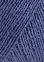 Lang Yarns Super soxx nature 900.0033 denim blauw