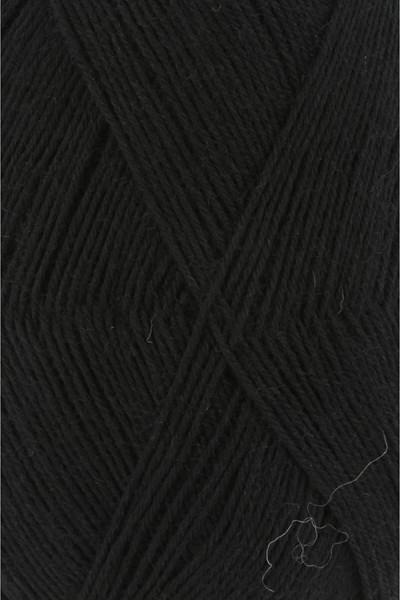Lang Yarns Super soxx nature 900.0004 zwart