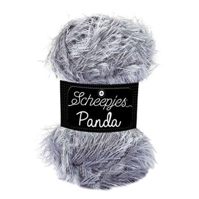 Scheepjes Panda 583 husky - grijs