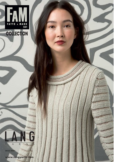 Lang Yarns magazine 231