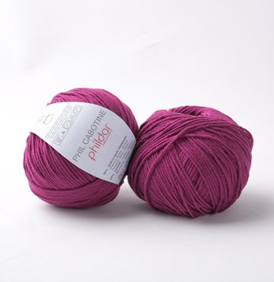 Phildar Cabotine Violette 0033 op=op