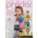 Phildar nr 131 lente en zomer 2016 speciaal voor kinderen 2 t/m 16 jaar