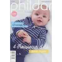 Phildar nr 641 - 13 modellen voor de baby