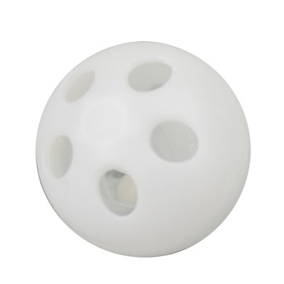 Rammelbal rond 24 mm 5 stuks