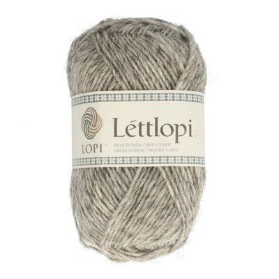 Lett Lopi 0056 light ash heather
