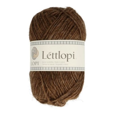 Lett Lopi 0053 acorn heather