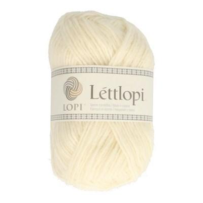 Lett Lopi 0051 white