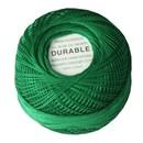 Durable borduur en haakkatoen 1007 groen (op=op)
