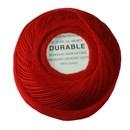 Durable borduur en haakkatoen 1011 rood (op=op)