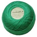 Durable borduur en haakkatoen 1031 groen (op=op)