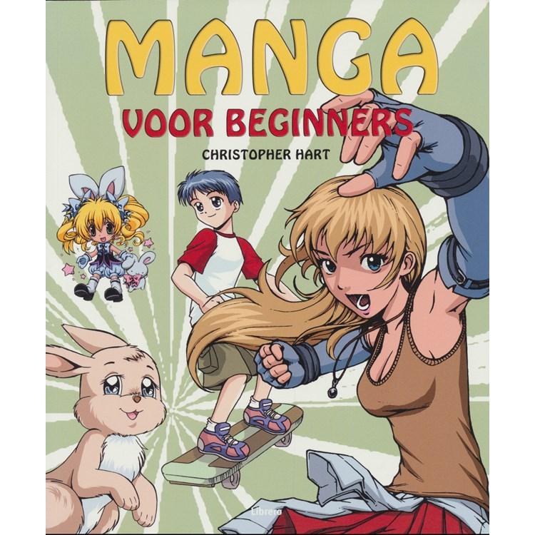 Verwonderend Manga tekenen voor beginners - Hobbydoos.nl YX-22